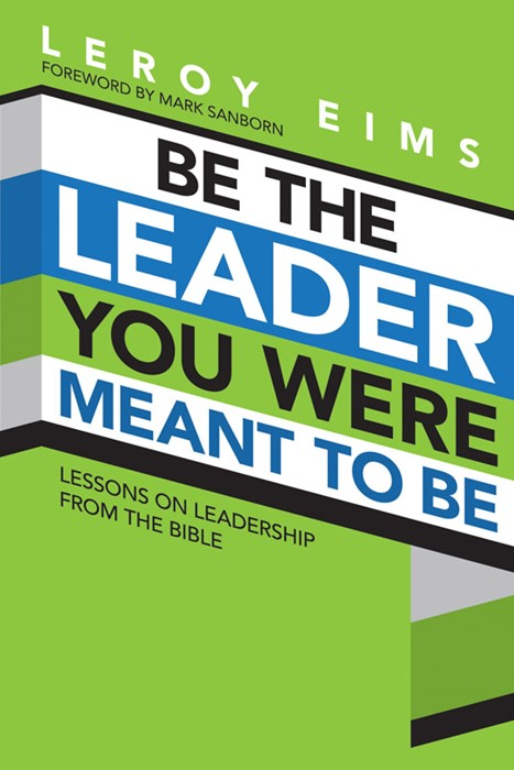 Be The Leader You Were Meant To Be (Paperback)
