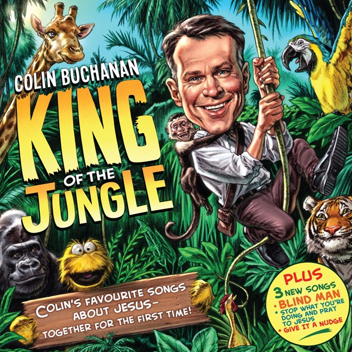 King of the Jungle CD (CD-Audio)