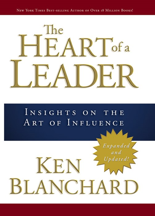 The Heart Of A Leader (Hard Cover)