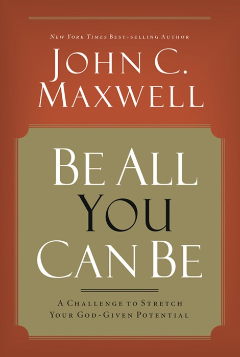 Be All You Can Be (Hard Cover)