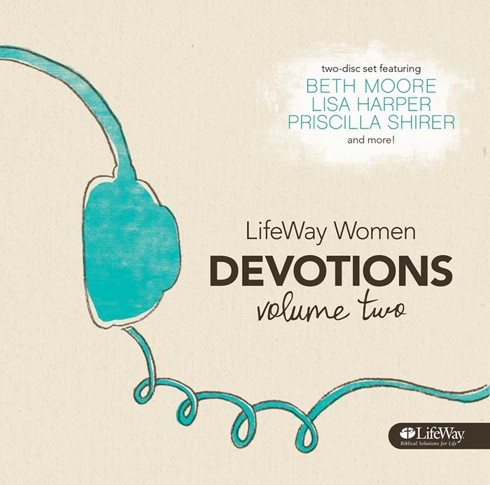 Lifeway Women Audio 2Cd Vol2 (CD-Audio)