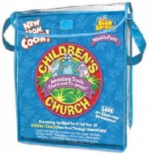 Noah'S Park Children'S Church Kit - Blue Edition (Game)