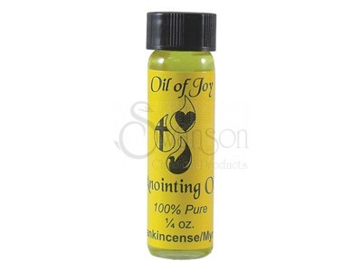 Anointing Oil Frank & Myrrh Pack of 6