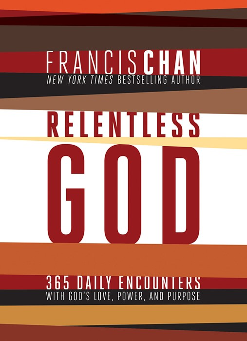 Relentless God (Hard Cover)
