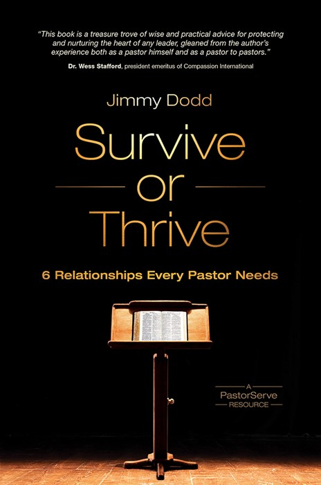 Survive Or Thrive (Paperback)