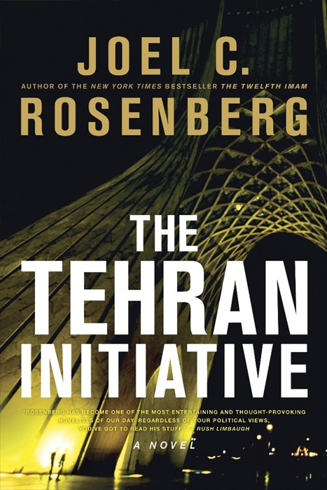 Tehran Initiative, The {A Novel] (Paperback)