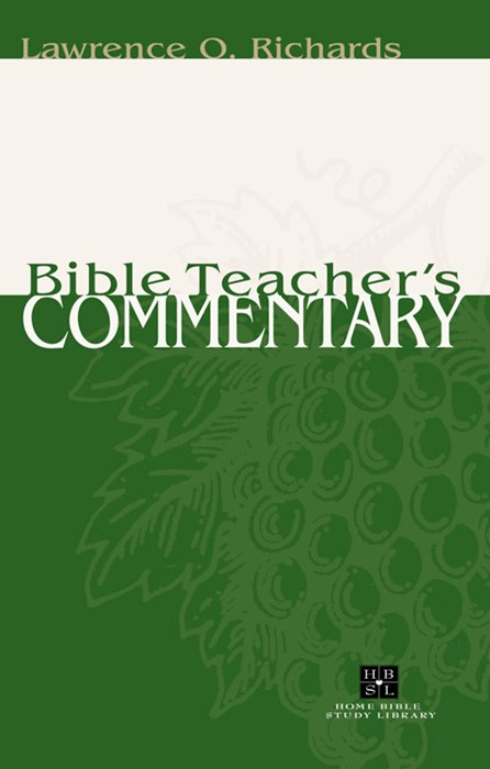 Bible Teacher's Commentary (Hard Cover)