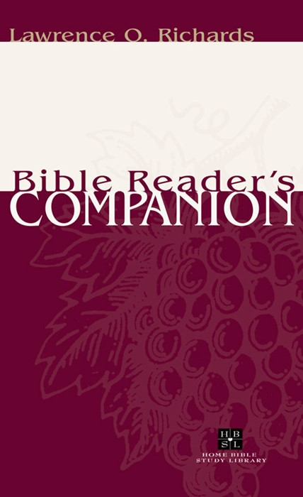 Bible Reader's Companion (Hard Cover)