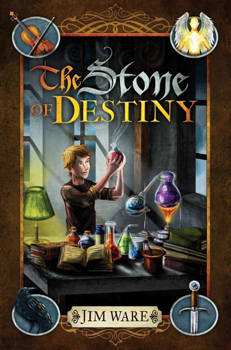 The Stone Of Destiny (Paperback)