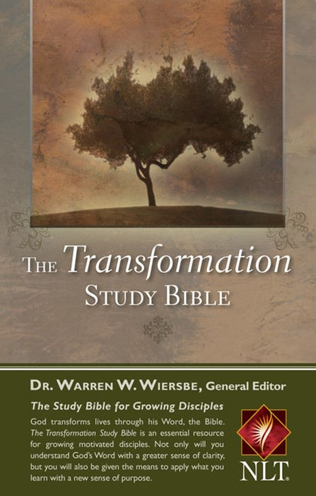 The Transformation Study Bible--Personal Ed. (Paperback)