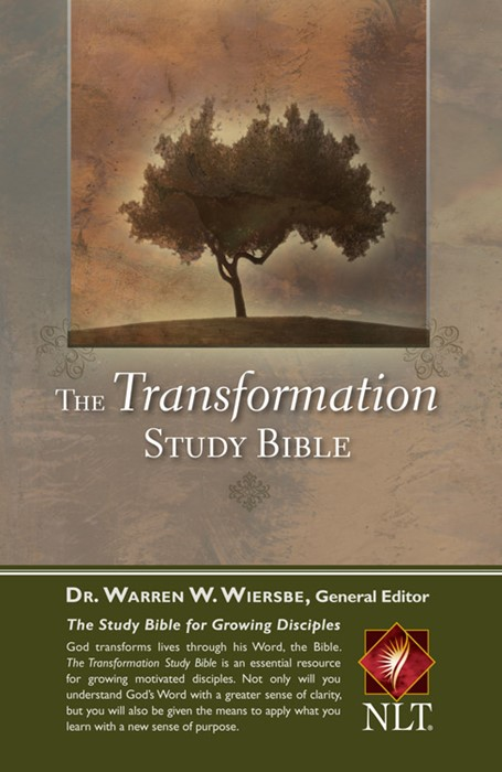 The Transformation Study Bible--Hardcover (Hard Cover)
