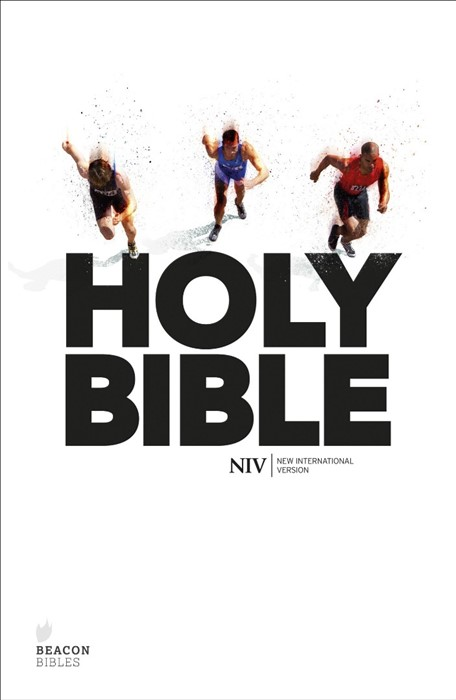 NIV Sports Beacon Bible (Paperback)