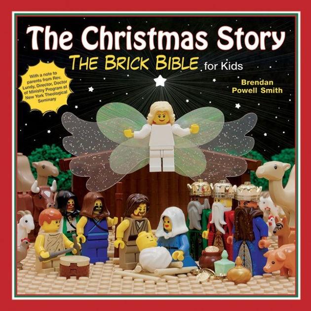 Brick Bible: Christmas Story (Hard Cover)
