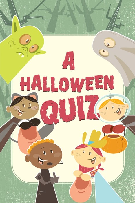 A Halloween Quiz (Pack Of 25) (Tracts)