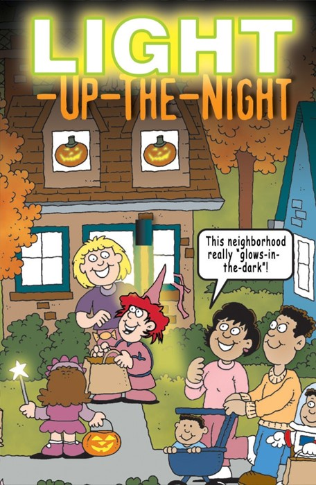 Light-Up-The-Night (Pack Of 25) (Tracts)