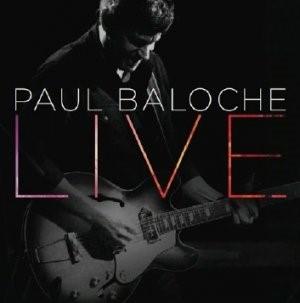 Paul Baloche Live CD (CD-Audio)