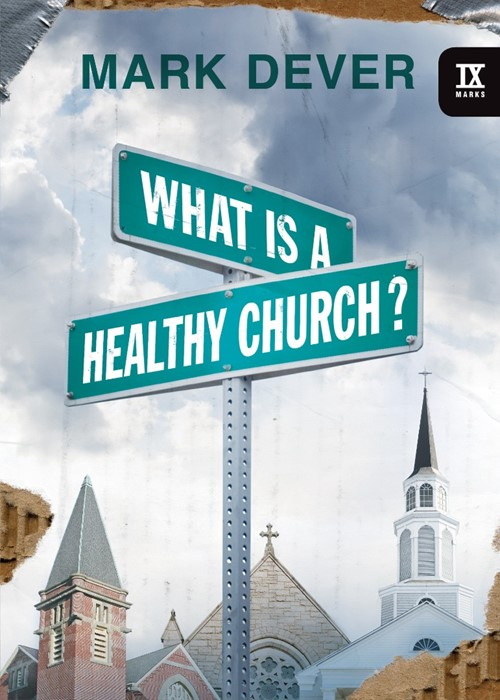 What Is A Healthy Church? (Paper Back)