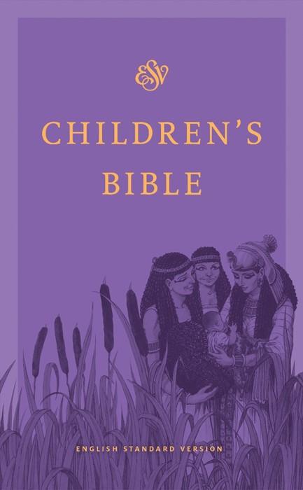 ESV Children's Bible, Purple (Hard Cover)