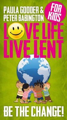 Love Life Live Lent Kids (pack of 10) (Paperback)