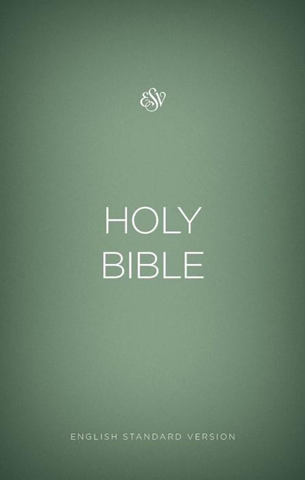 ESV Outreach Bible, Paperback, Green (Paperback)