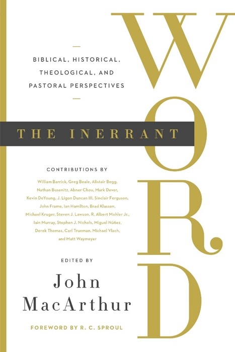 The Inerrant Word (Hard Cover)