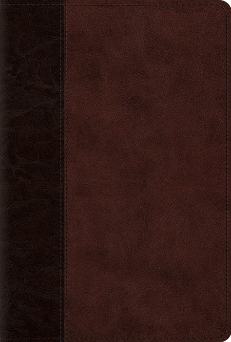 ESV Psalms, Trutone Over Board, Brown/Walnut (Imitation Leather)