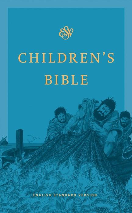 ESV Children's Bible, Blue (Hard Cover)