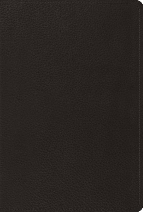 ESV Psalms, Black (Genuine Leather)