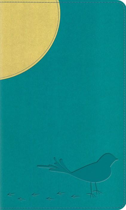 ESV Kid's Thinline Bible, Trutone, Sunrise Sparrow (Imitation Leather)