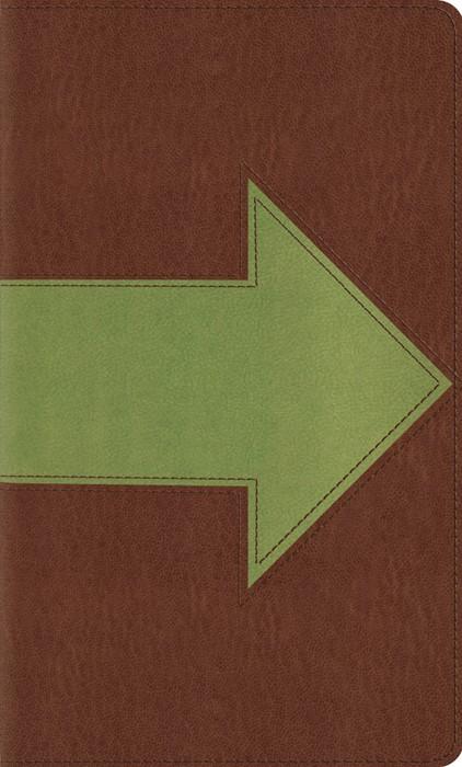 ESV Kid's Thinline Bible, Trutone, Forest Arrow (Imitation Leather)