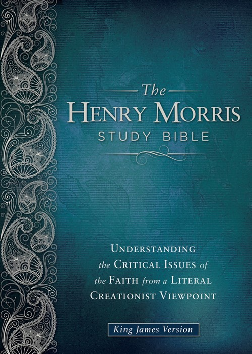 KJV Henry Morris Study Bible (Hard Cover)