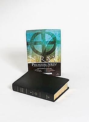 NRSV Premium Bible Bonded Leather Black (Bonded Leather)