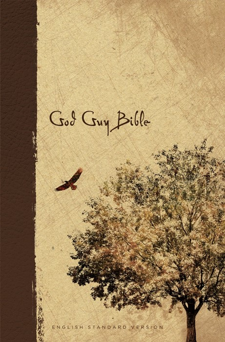 God Guy Bible (Hard Cover)