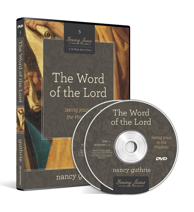 The Word Of The Lord DVD (DVD Video)