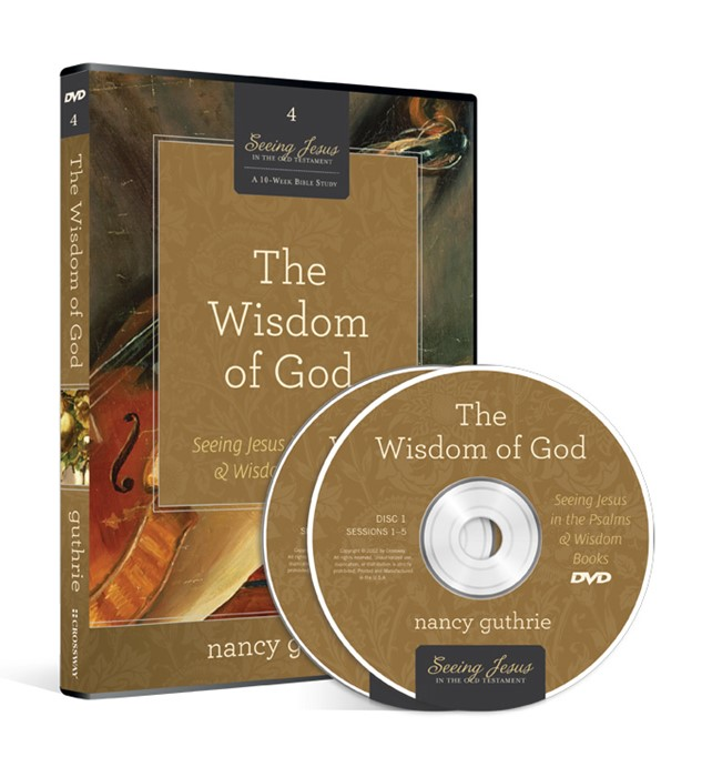 The Wisdom Of God DVD (DVD Video)