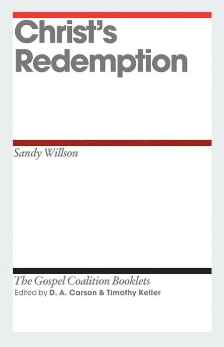 Christ'S Redemption (Pamphlet)