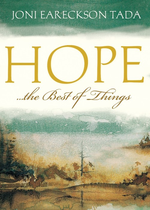 Hope...The Best Of Things (Pamphlet)