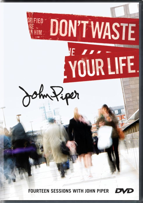 Don't Waste Your Life Teaching DVD (DVD Video)