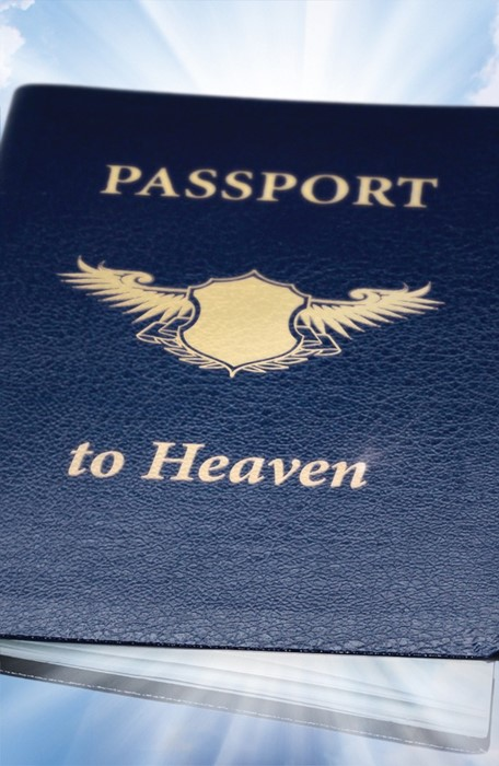 Passport To Heaven (Pack Of 25) (Tracts)