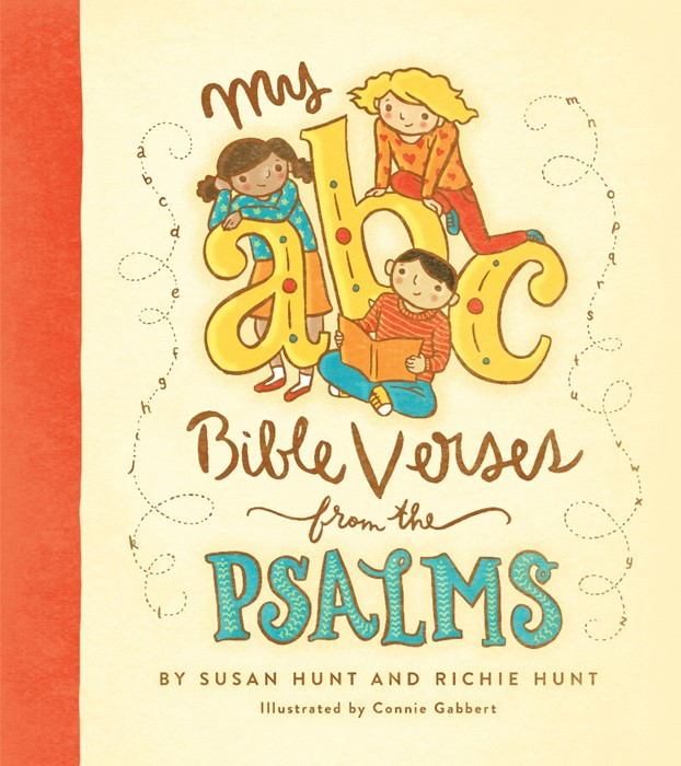 My Abc Bible Verses From The Psalms (Hard Cover)