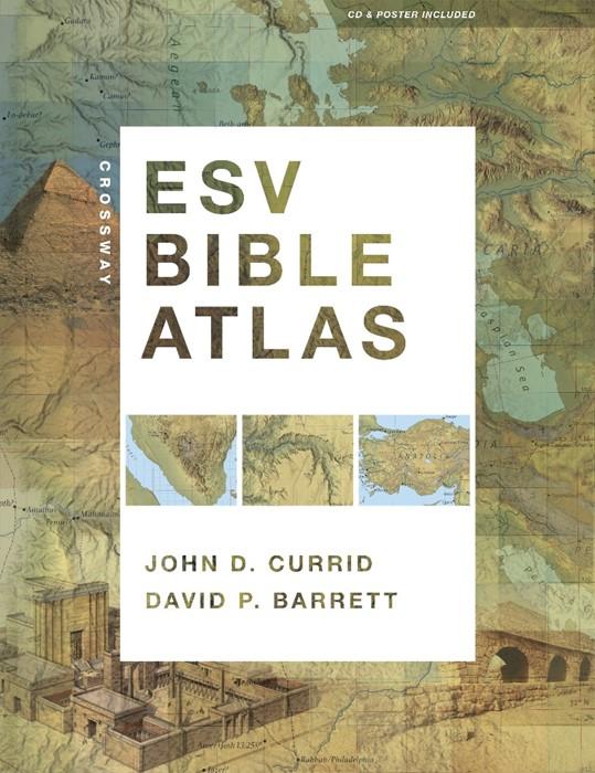 Crossway Esv Bible Atlas (Hard Cover)