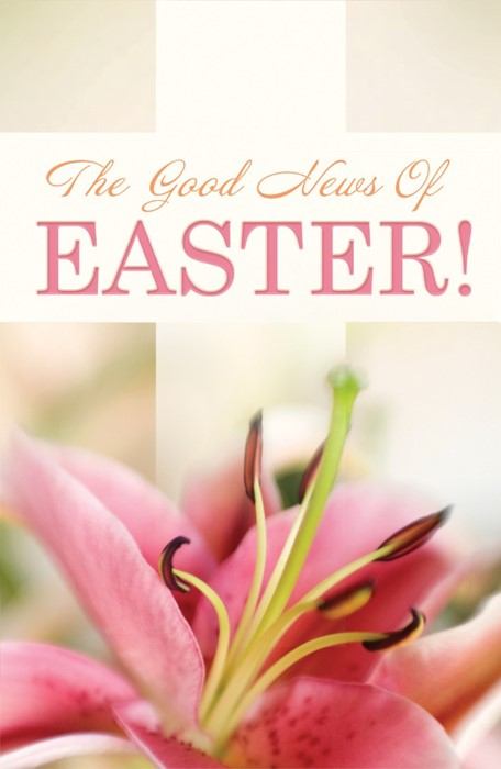 The Good News Of Easter (Pack Of 25) (Tracts)