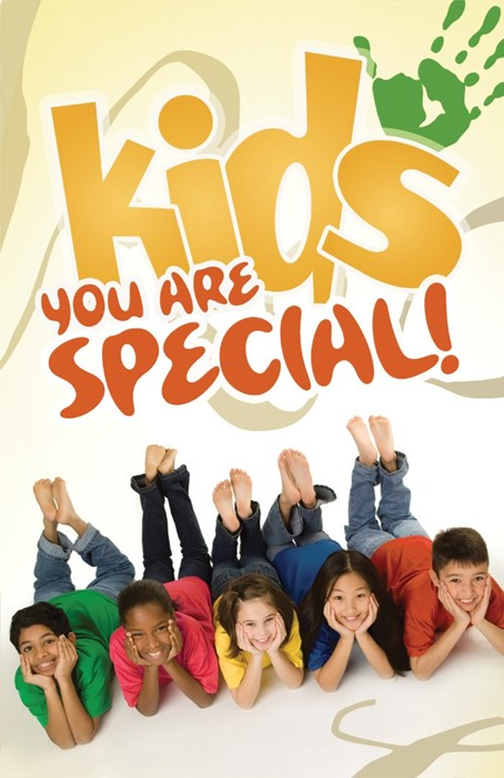 Kids, You Are Special (Pack Of 25) (Tracts)