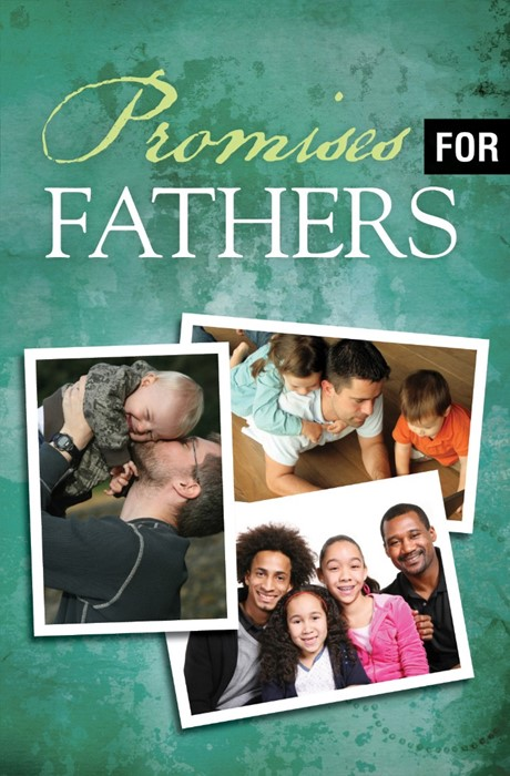 Promises For Fathers (Pack Of 25) (Tracts)