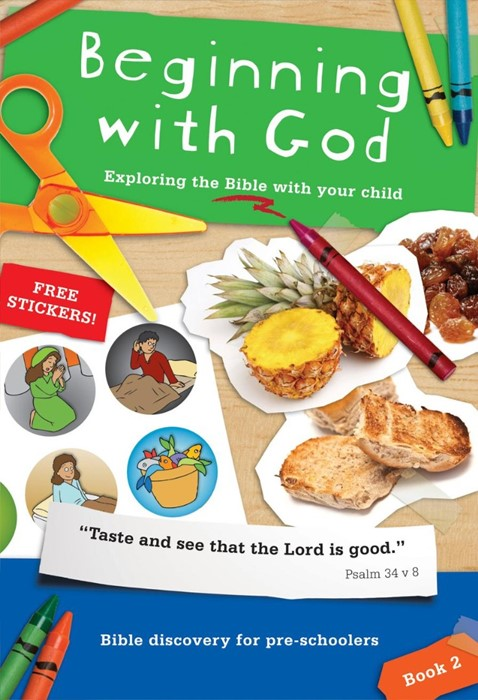Beginning With God: Book 2 (Paperback)