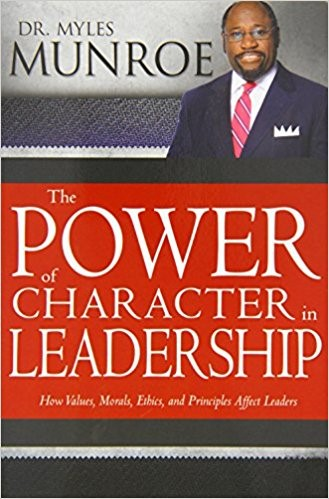 Power of Character in Leadership (Paperback)