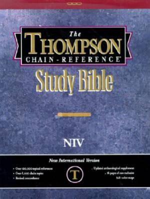 NIV Thompson Chain-Reference Bible