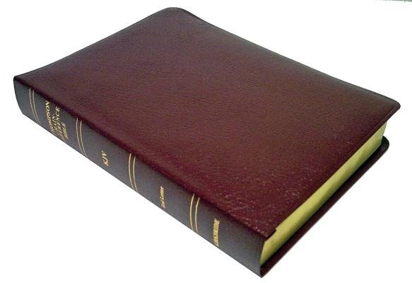 KJV Thompson Chain-Reference Bible (Bonded Leather)