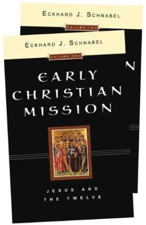 Early Christian Mission (2 Volume Set) (Hard Cover)