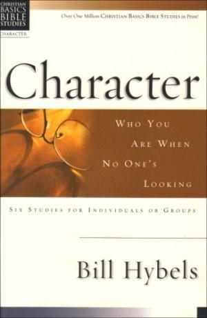 Christian Basics: Character (Pamphlet)